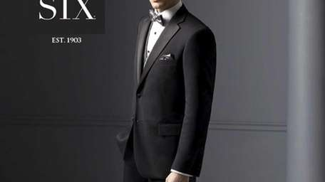 After Six, a pioneer in the tuxedo rental