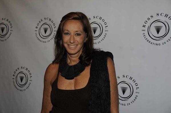 Designer Donna Karan attends a celebration of the