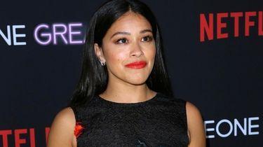 Gina Rodriguez at a special screening of