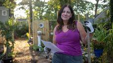Kathy Meyers, a lifelong Ronkonkoma resident who lost