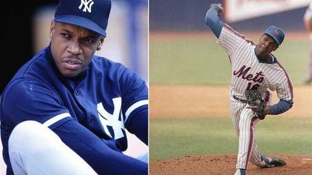 DWIGHT GOODEN, Pitcher Mets (1984-1994): 305 G, 157-85