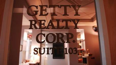 Jericho-based gas stations property owner Getty Realty Corp.