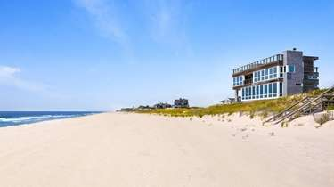 This East Quogue home is listed for $4.25