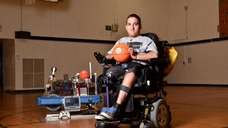 Vincent Ficarrotta, 17, is a senior at West