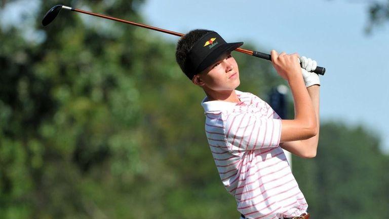 Farmingdale golfer Kyle Brey in an undated file