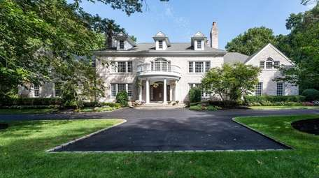 This Lattingtown home is on the market for