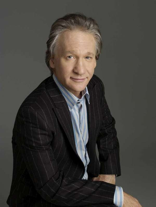 HBO photo of Mets minority owner Bill Maher.