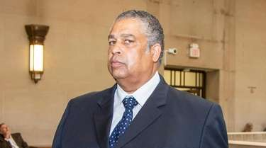 Perry Pettus, the former Hempstead Village trustee who
