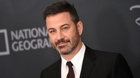 Jimmy Kimmel attends the Walt Disney Television 2019