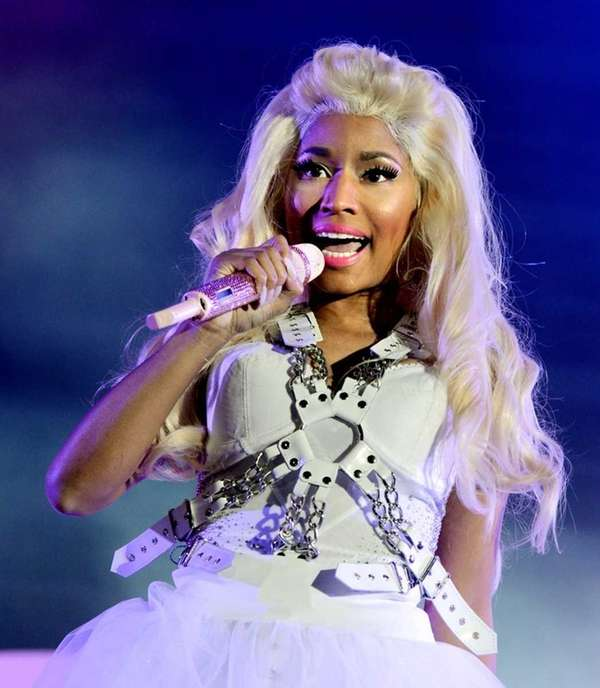 Nicki Minaj performs at 102.7 KIIS FM's Wango