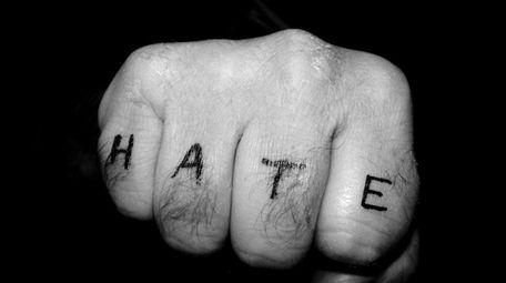 Fist - Hate iStock
