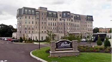 The Bristal Assisted Living facility in Garden City.