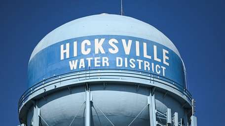 The Hicksville moratorium on water connections, passed Sept.