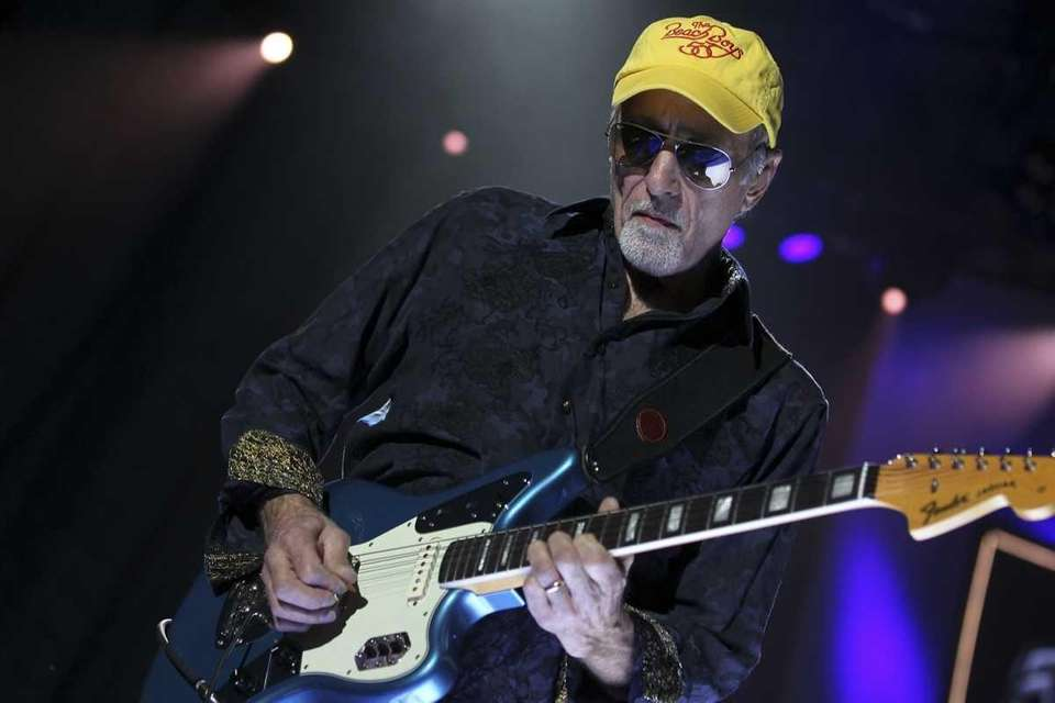 David Marks of the Beach Boys performs at