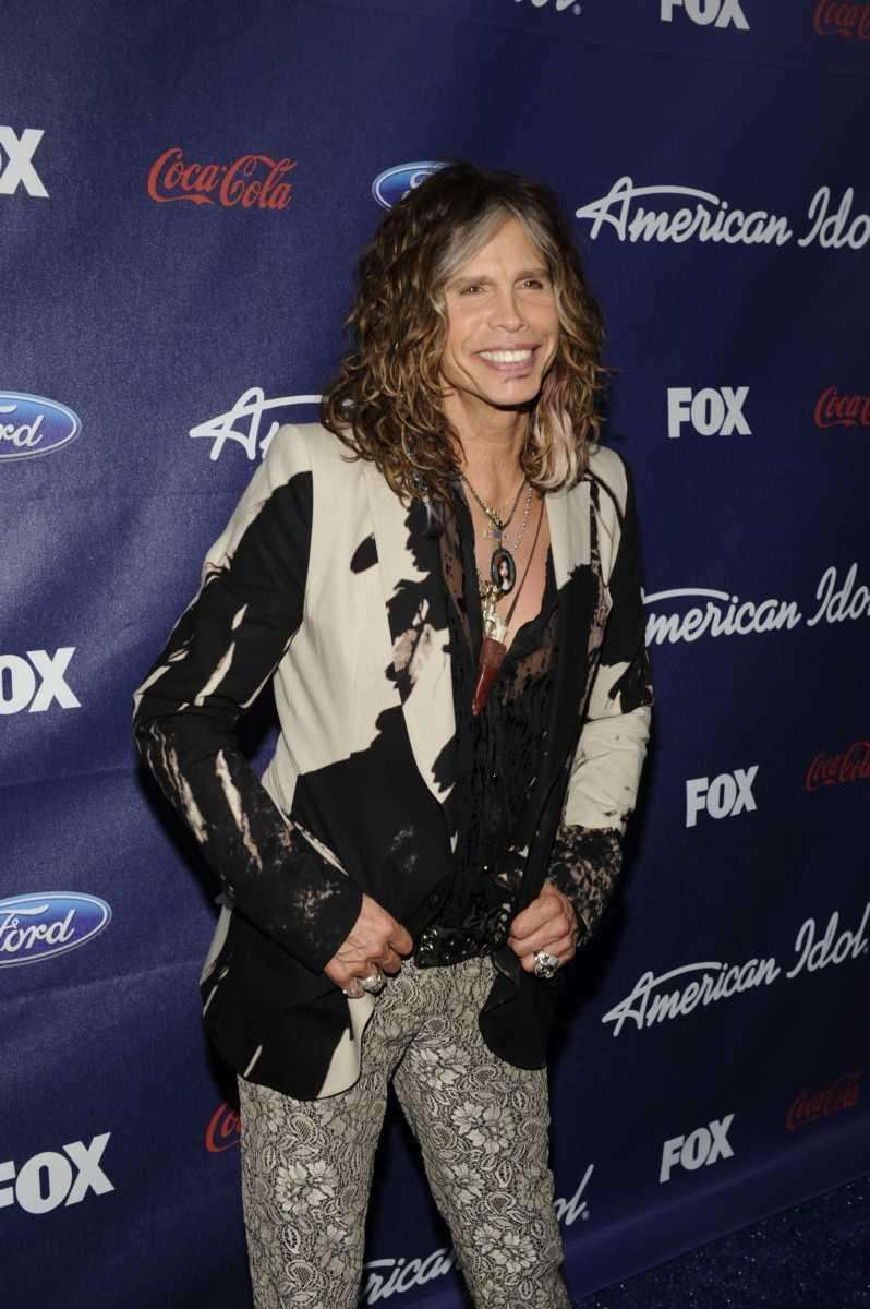 "Steven Tyler: The Aerosmith frontman and former ""American"