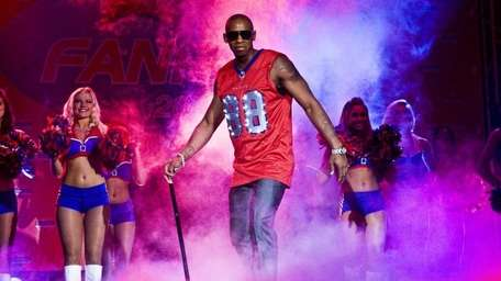 Mehcad Brooks as Terrence King the