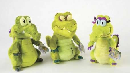 If you love Swampy the alligator in Disney's