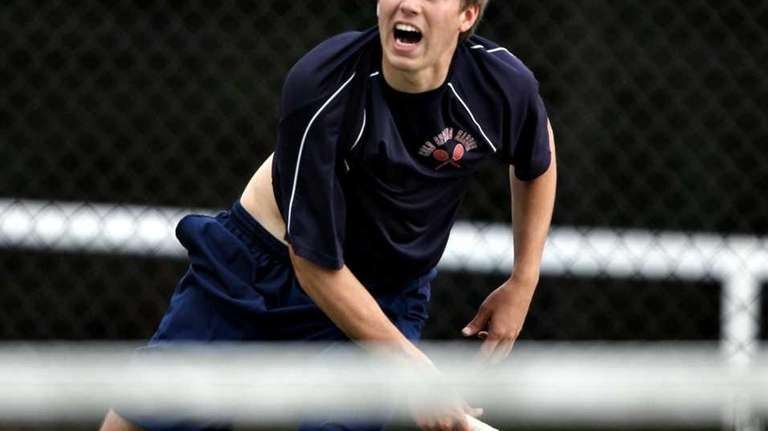 Cold Spring Harbor's Alex Fontini follows through on