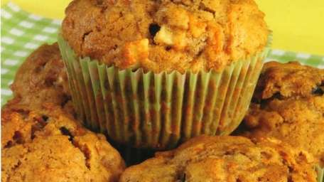 Carrot Muffins from