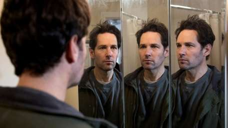 "Paul Rudd as Miles in Netflix's ""Living with"