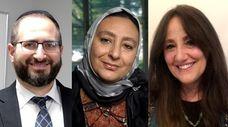 Rabbi Uri Lesser of Gurwin Jewish Nursing &