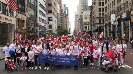 The Saint Ladislaus Polish School of Long Island