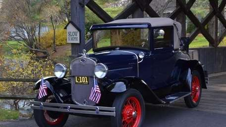 THE CAR AND ITS OWNER 1930 Ford Model