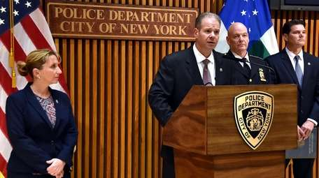 NYPD Deputy Chief Michael Kemper on Thursday discusses