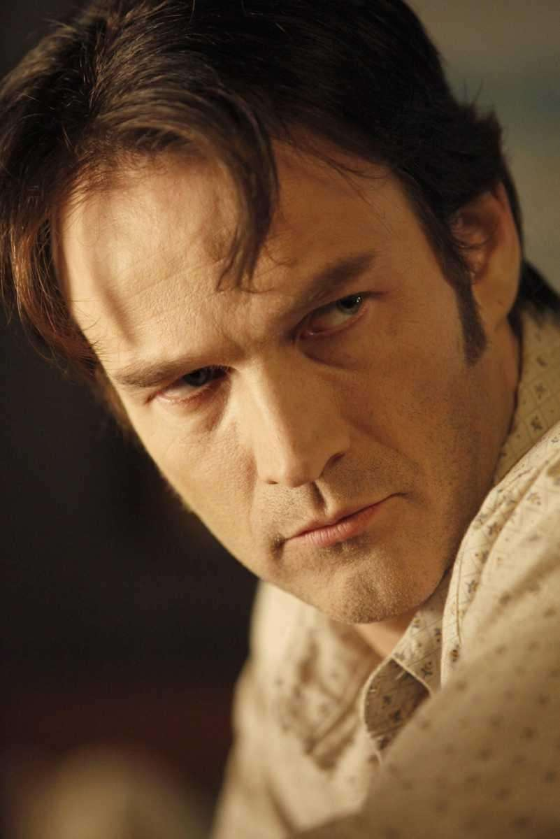 A scene of Stephen Moyer in the third