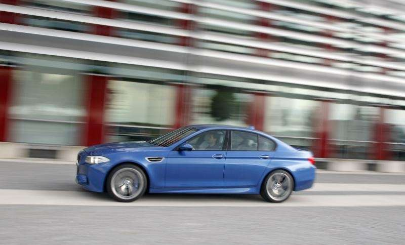 Best Sedan: Despite Mercedes' best efforts, the best