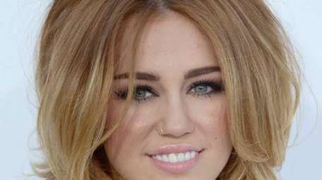 Singer Miley Cyrus achieved wide fame for her