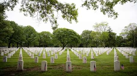 The Memorial Day Ceremony at Long Island National