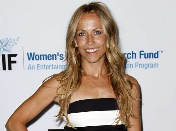 Sheryl Crow at the Entertainment Industry Foundation's quot;Unforgettable