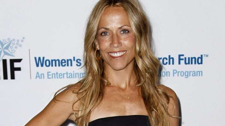 Sheryl Crow at the Entertainment Industry Foundation's