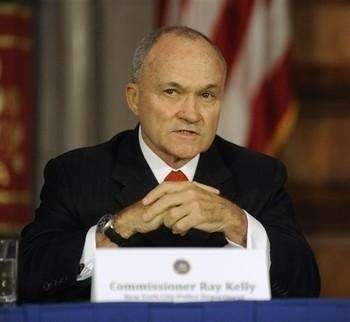 NYPD Comm. Ray Kelly declared support for Cuomo