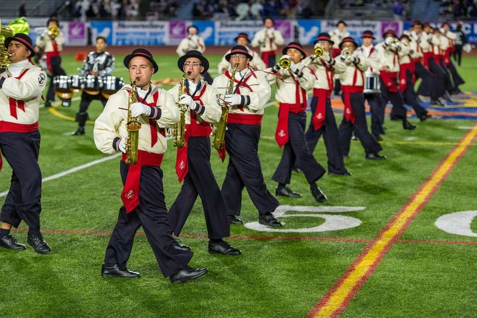 Photos from Oceanside High School's performance at the