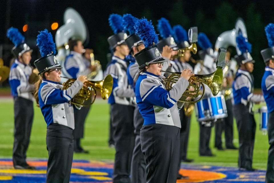 Photos from Long Beach High School's performance at