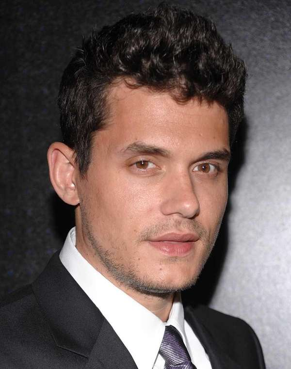 In this file photo, musician John Mayer attends