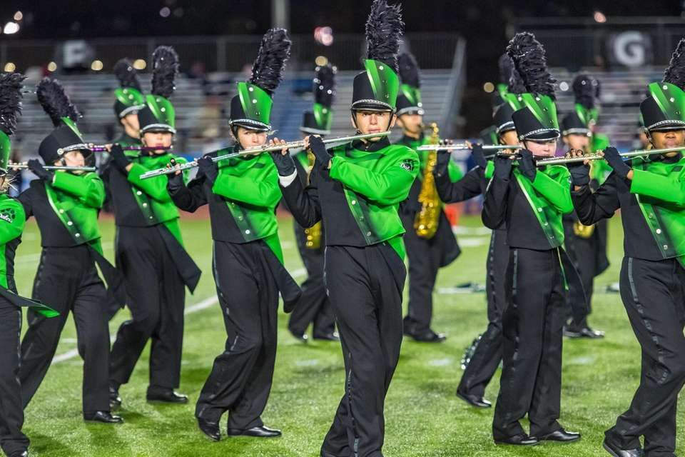 Photos from Farmingdale High School's performance at the