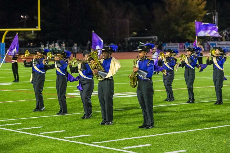Photos from Central Islip High School's performance at