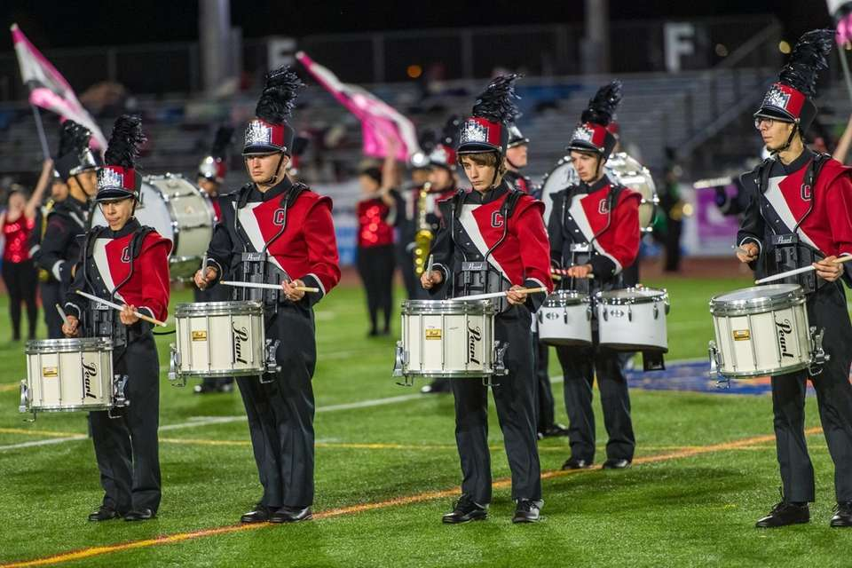 Photos from Connetquot High School's performance at the