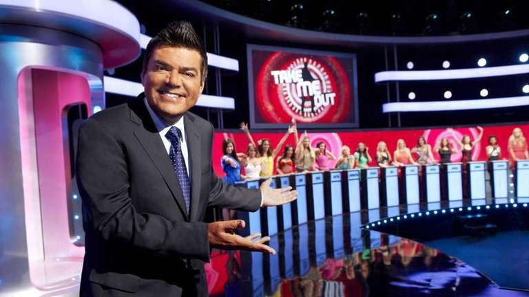 Multi-talented entertainer George Lopez, left, will host 'Take