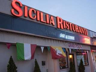 Sicilia Risturanti in Levittown. (May 18, 2012)