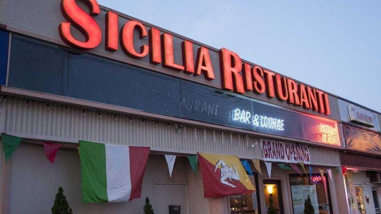 Sicilia Risturanti in Levittown. (May 18, 2012)