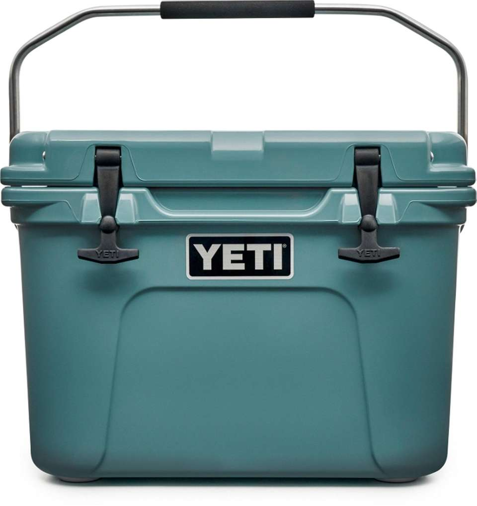 Keep your beverages ice cold during a tailgate