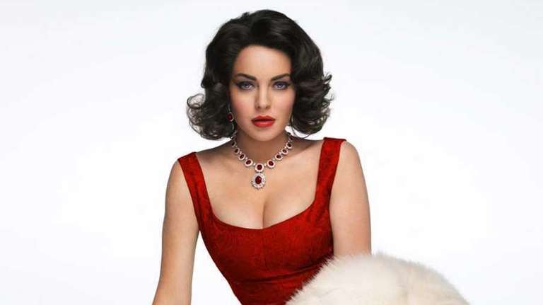Lindsay Lohan stars as Elizabeth Taylor in the
