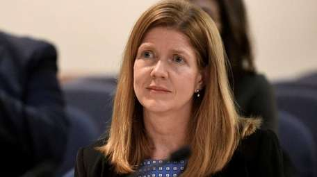 Beth Berlin has served as acting commissioner twice,