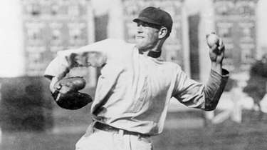 Hal Chase, one of baseball's greatest fielding first