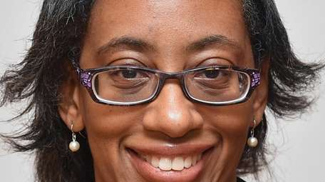 A Democratic mailer accuses Anissa Moore, a Long