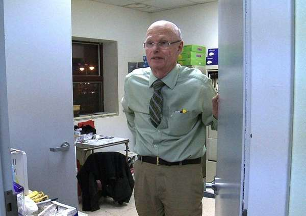 Federal agents raided the office of Dr. William